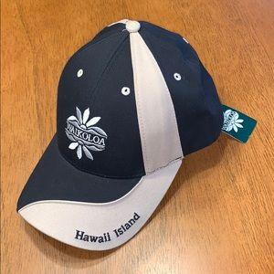 Waikoloa Hawaii Island hat